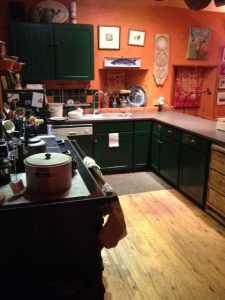 Mum & Dad's Kitchen (Where the dream began)